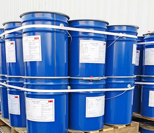 涂料桶HRBS5609危化品标签5